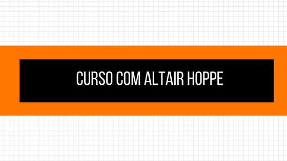 Photoshop CS4 com Altair Hoppe em São Paulo: última oportunidade do ano.