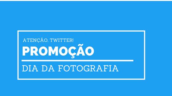 Presentes no dia Nacional da Fotografia no twitter!