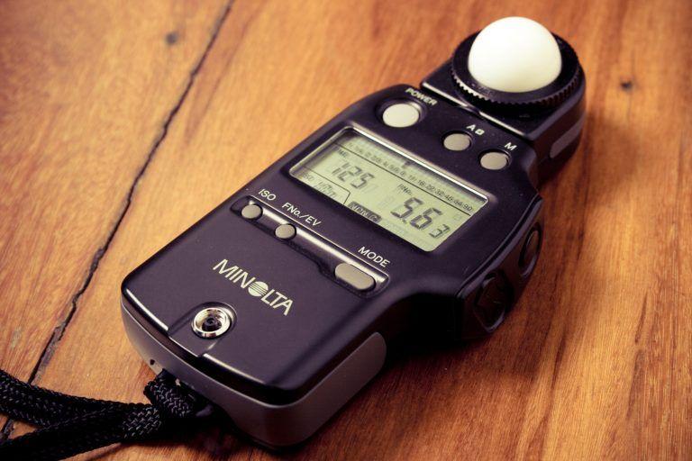 A eterna utilidade do fotômetro