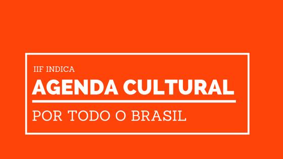 Capas da L´Officiel, Bienal de Artes e Simpósios marcam a Agenda Cultural deste mês