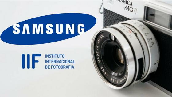 Samsung Convida Alunos do IIF para City tour fotográfico!