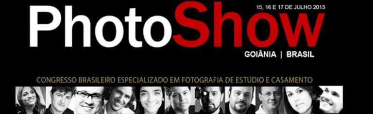 Congresso PhotoShow acontece pela primeira vez em Goiânia