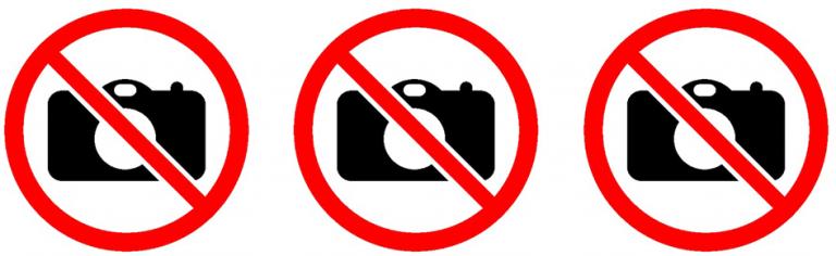 Unplugged wedding: sem câmeras no casamento