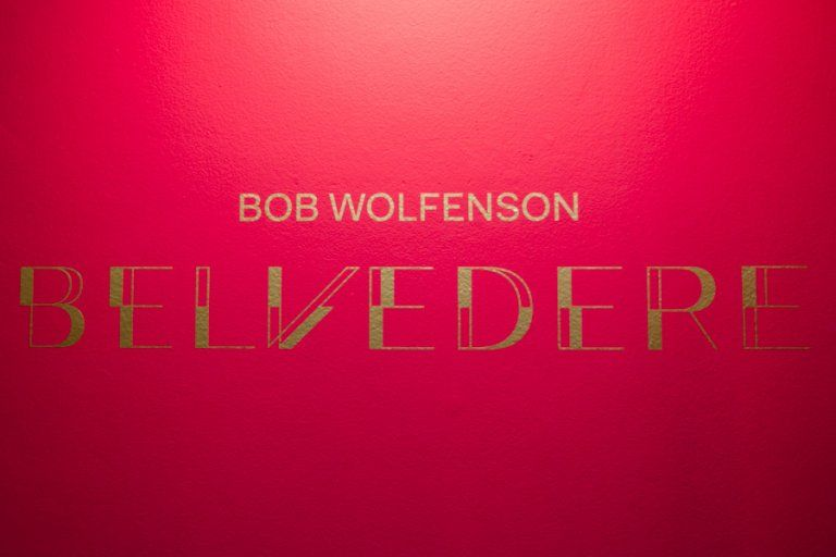 Exposição: Belvedere, de Bob Wolfenson