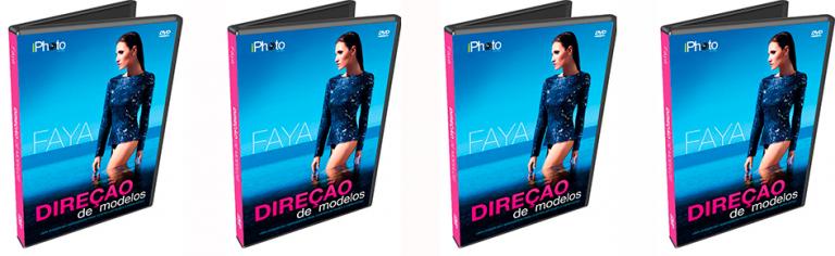 Lançamento: iPhoto Editora lança DVD de direção de modelos