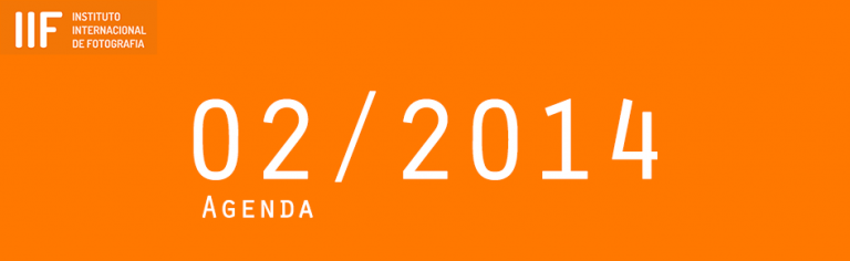 Programação de fevereiro no IIF (2014)