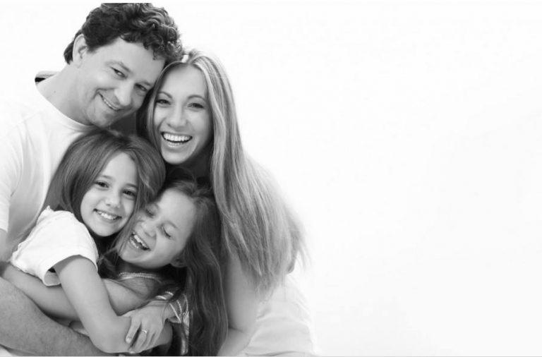 Retrato de Família com Simone Di Domenico