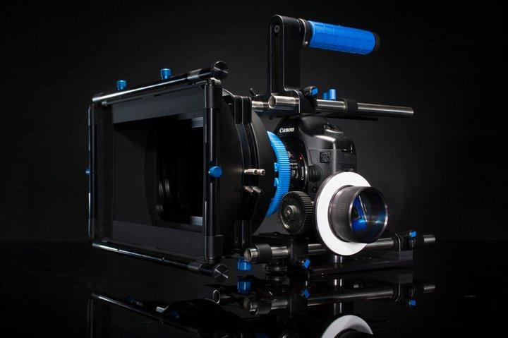 Cinematografia com Câmera DSLR