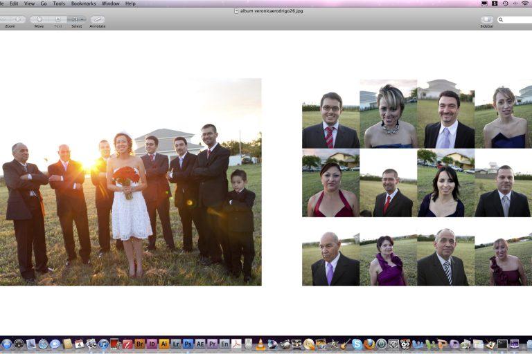 Como diagramar álbuns de casamento no Photoshop por Altair Hope