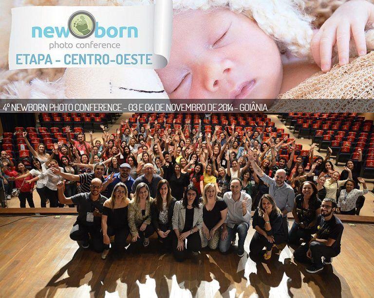 A 4ª Etapa do Newborn Photo Conference aconteceu semana passada e foi um sucesso!