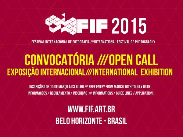 Festival Internacional de Fotografia de BH abre convocatória