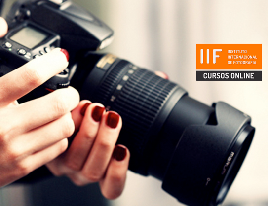 Novidade no ar: IIF Online traz cursos de fotografia ao vivo com inscrição gratuita
