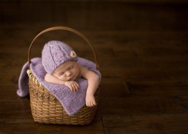 Stephanie Robin: como a técnica de transição de poses otimiza o ensaio newborn