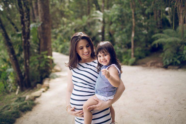 Fotografar recém-nascidos em externa é possível?