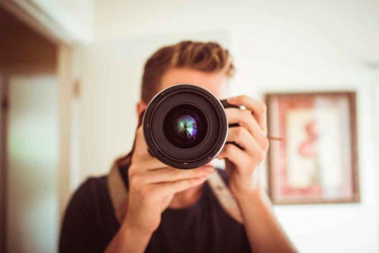 Por que contratar um fotógrafo profissional?