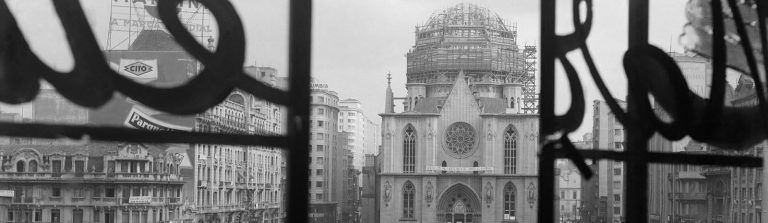 A São Paulo real de Alice Brill
