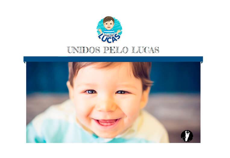 Unidos pelo Lucas, participe também!