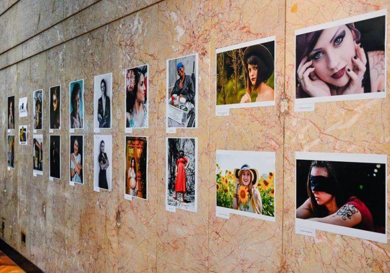 Aluna do IIF participa de exposição dedicada a fotógrafas mulheres. Conheça: 100 Mulheres no Foco por Elas Mesmas
