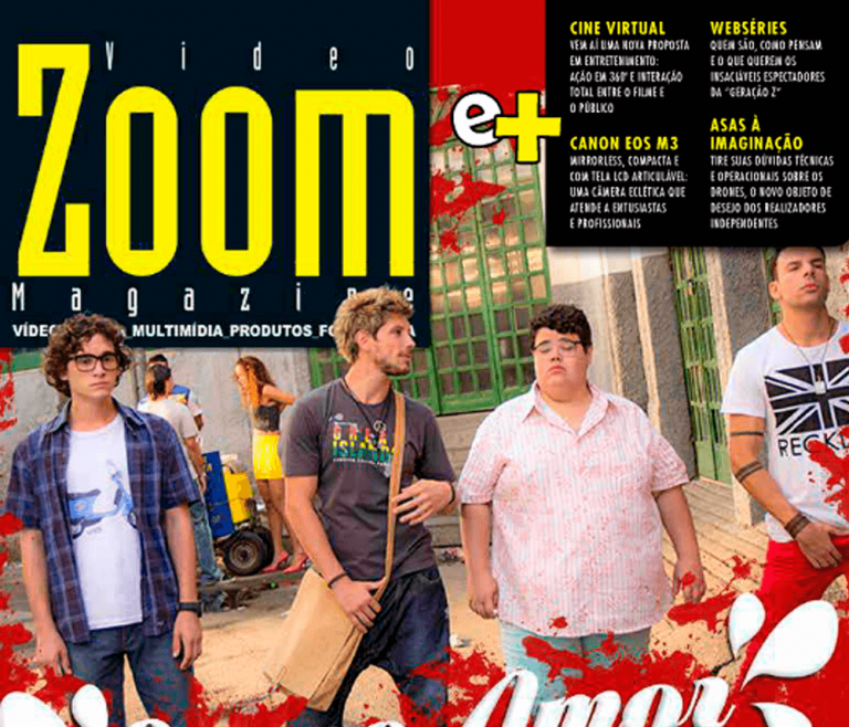Conheça a Revista Zoom Magazine, agora digital!