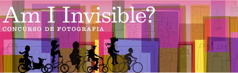 Concurso de Fotografia 'Am I Invisible?' está com inscrições abertas!