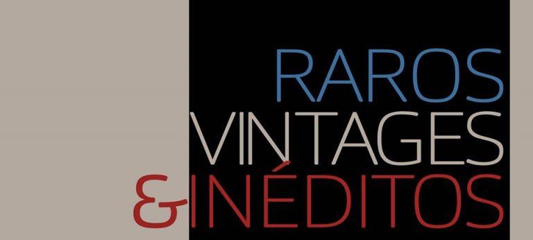 Exposição em SP: Raros, Vintages & Inéditos