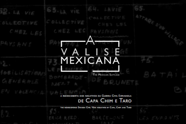 """Review da Exposição: Valise Mexicana de Robert Capa, Gerda Taro e David """"Chim"""" Seymou, no Caixa Cultural"""