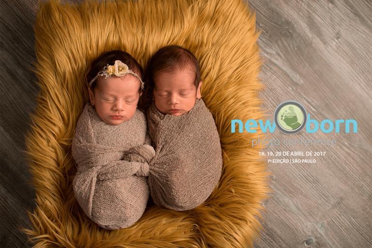Inscrições Abertas | 7º Newborn Photo Conference