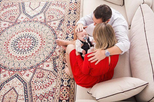 Acompanhamento infantil com a Encantadora de bebês