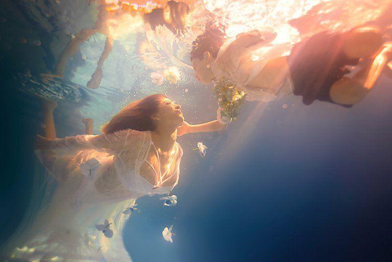 Os mitos & os riscos da Fotografia Subaquática