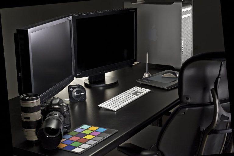 Como escolher o melhor monitor para fotografia