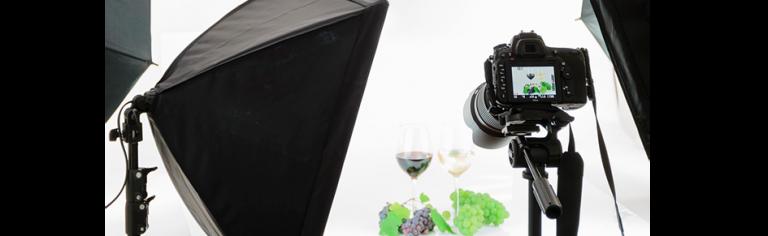 A importância das cores na Fotografia de produtos