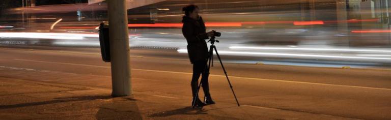 Fotografar pelas ruas
