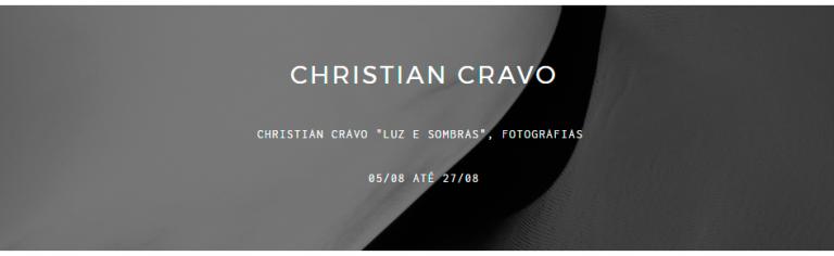 Christian Cravo apresenta exposição sobre a África