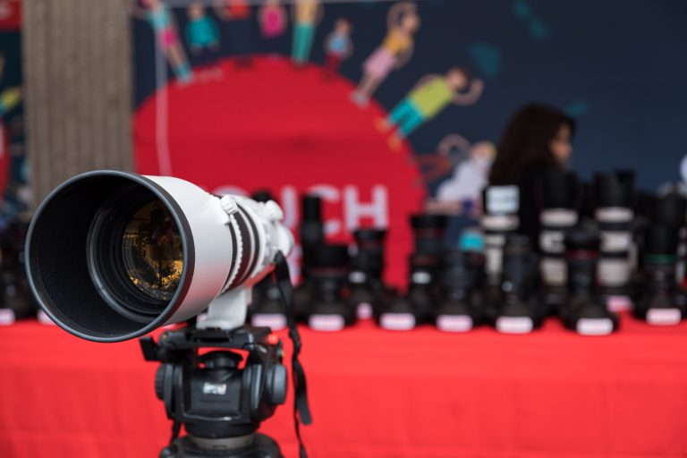 Festa da fotografia da Canon leva nomes consagrados da fotografia para o Ibirapuera